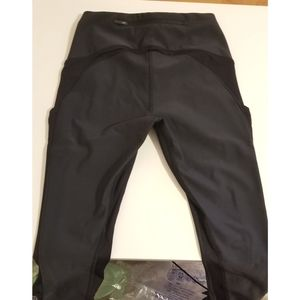 Lululemon fleece lined leggings